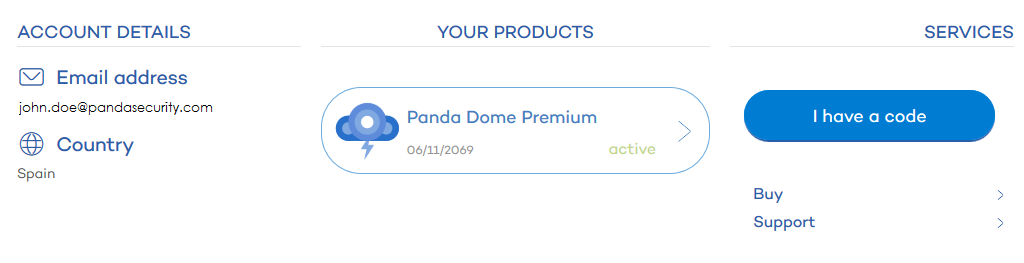 How to install Panda Dome products in mac, iOS and Android devices