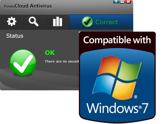 Windows 7 Certification Panda Security Mediacenter
