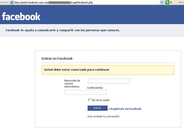 Distributing malware through Facebook - Panda Security Mediacenter