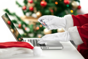 Save Online Christmas Shopping