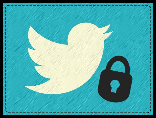 Secure your Twitter account