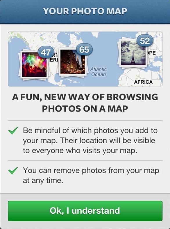 instagram map