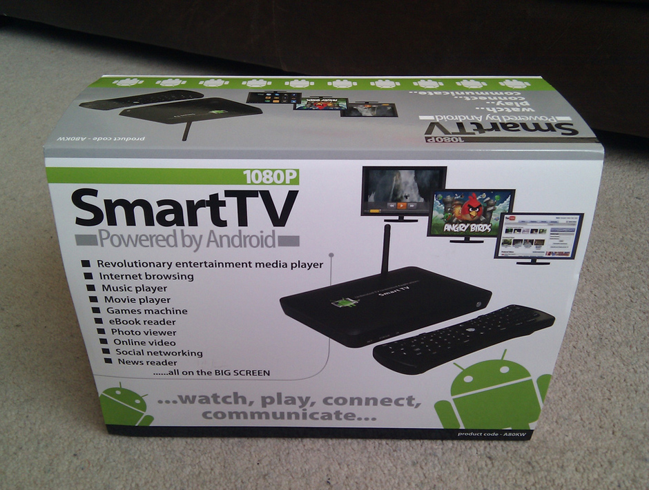 smart tv android
