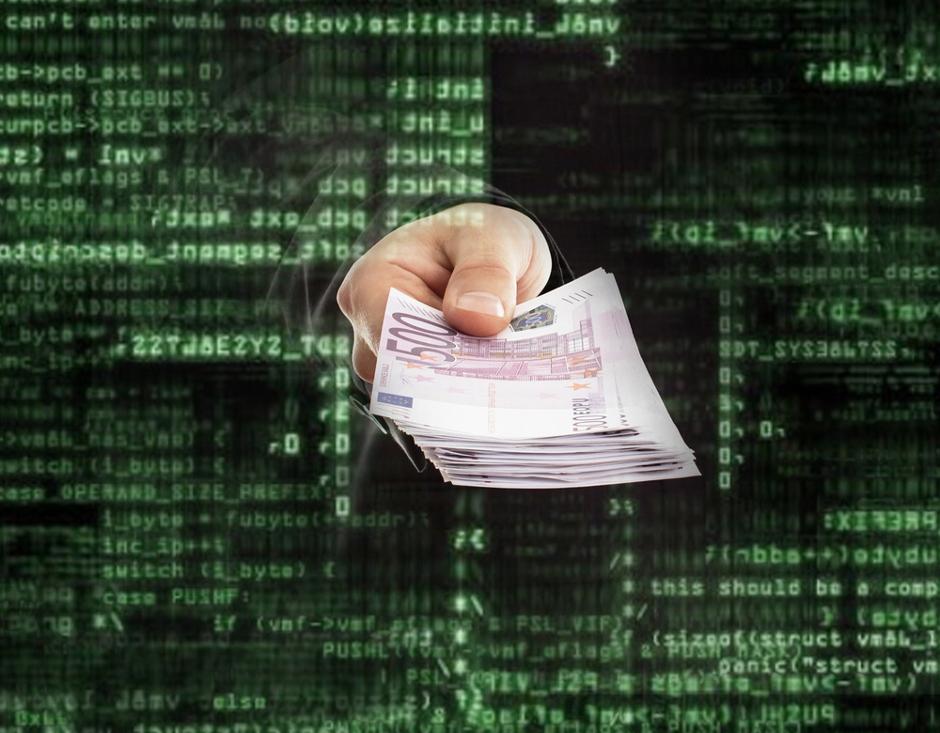 dinero cibercrimen