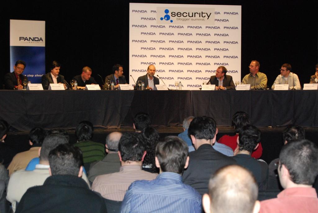 1st security blogger summit