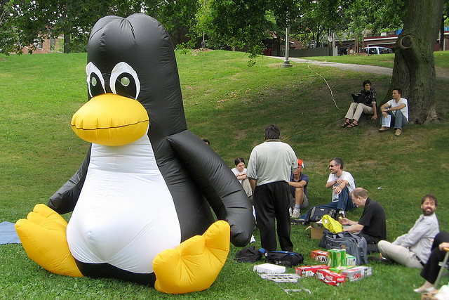 penguin linux