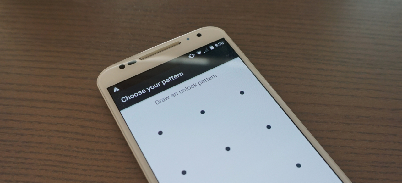 unblocking system android