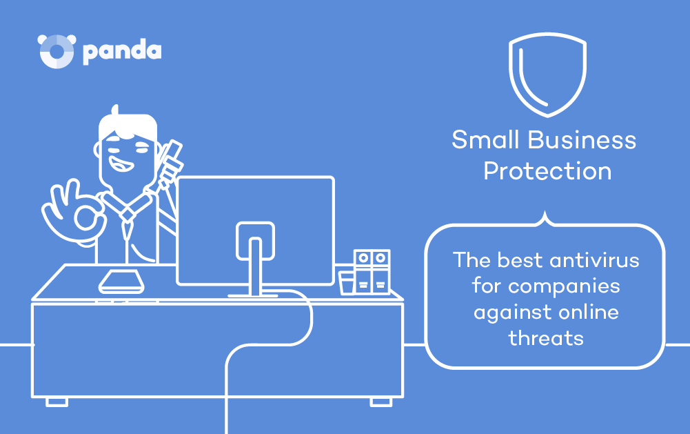 Pandasecurity Small Business Antivirus Entepreneur