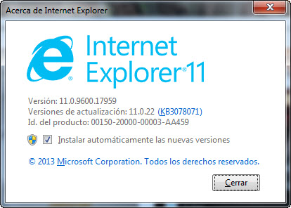 How to deal with Internet Explorer's slow death without