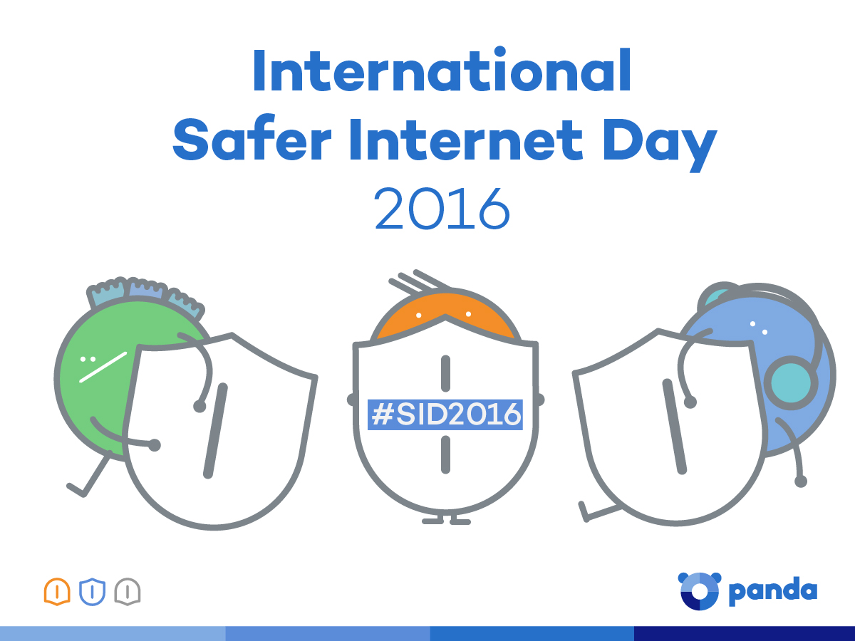 Panda Security - International Safer Internet Day 2016
