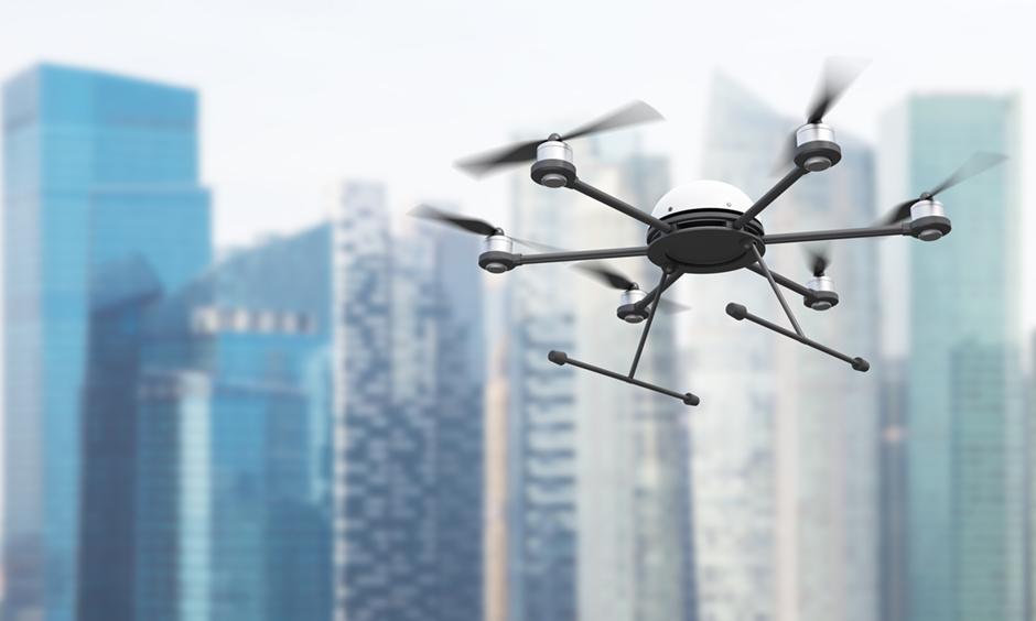 panda-dron