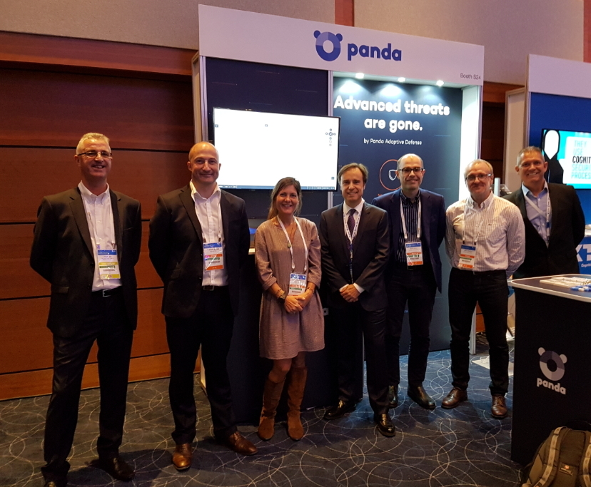 Panda Security and Deloitte