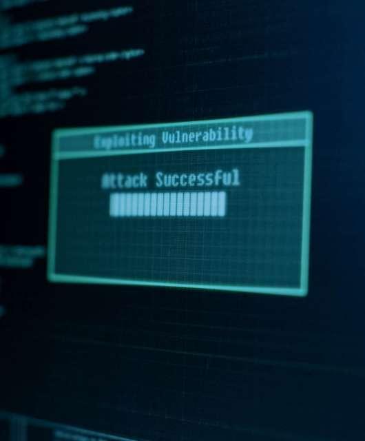 Three types of attacks using ransomware
