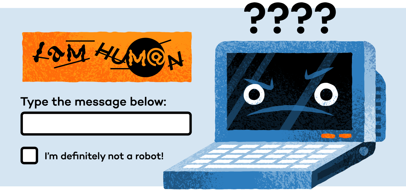 example of what captcha is