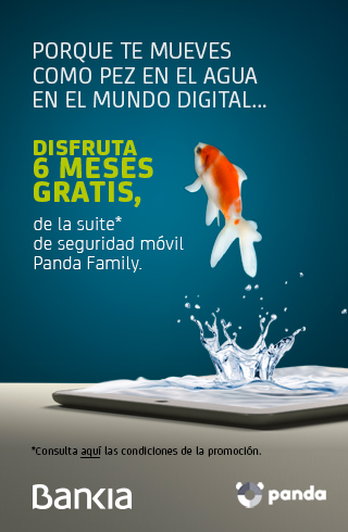 panda mobile family bankia