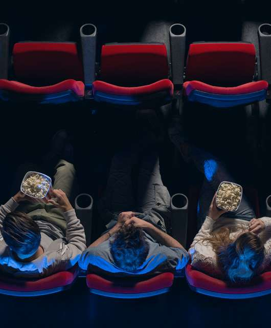 Films, cinema, movies, cybersecurity