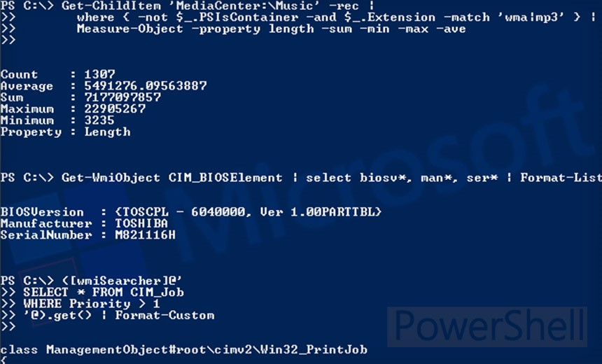 PowerShell, fileless malware's great attack vector
