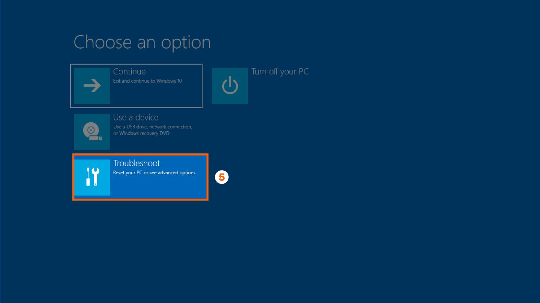 ảnh chụp màn hình hiển thị bước 5 của cách kiểm tra nhiệt độ cpu của bạn theo cách thủ công