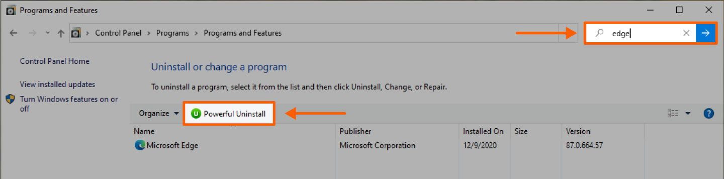 remove-webdiscover-on-windows-walkthrough-step-2