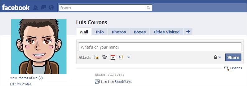 Bloodwars Facebook  Luis Corrons - Mozilla Firefox