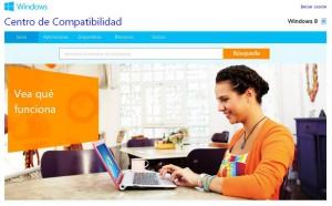 Microsoft Compatibilidad Windows 8