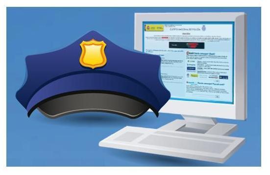 Resultado de imagen para POLICIA VIRTUAL INTERNET