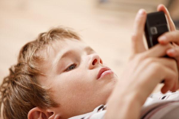 Teléfonos móviles y niños