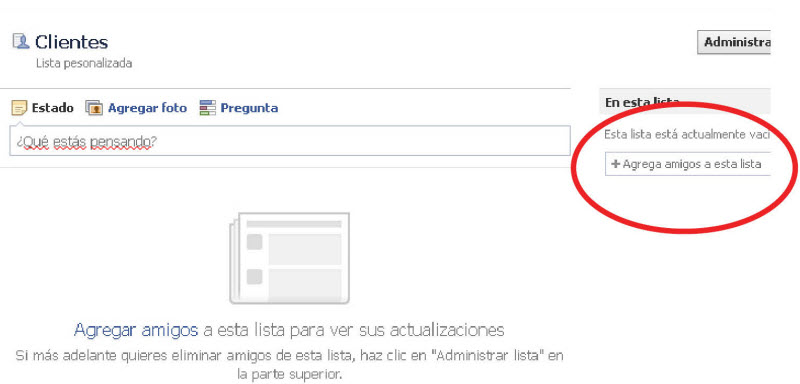 05537bbd0e9 Privacidad en Facebook: lista de amigos - Panda Security
