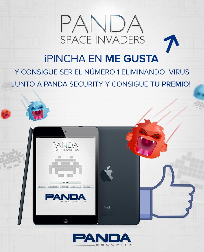 -Panda Security estrena un juego en su página oficial de Facebook con el objetivo de construir un mundo sin virus