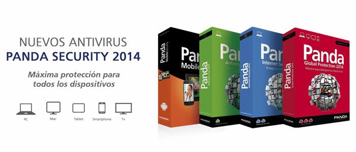 Nuevos Panda 2014