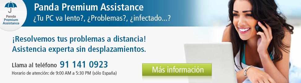 Panda Premium Assistance