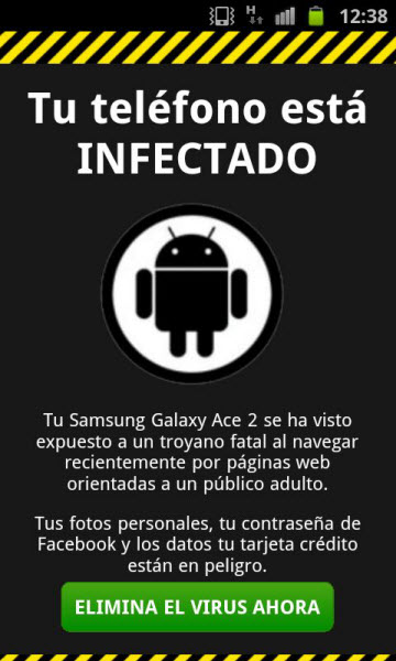 Antivirus malware for android