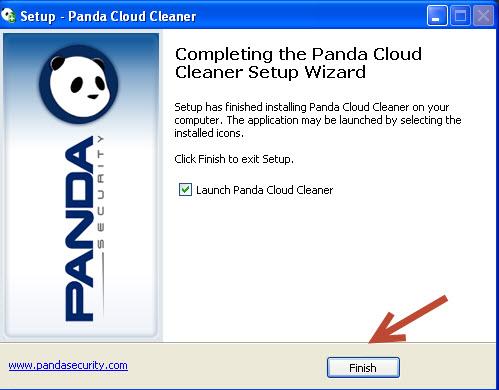 Panda Cloud Cleaner