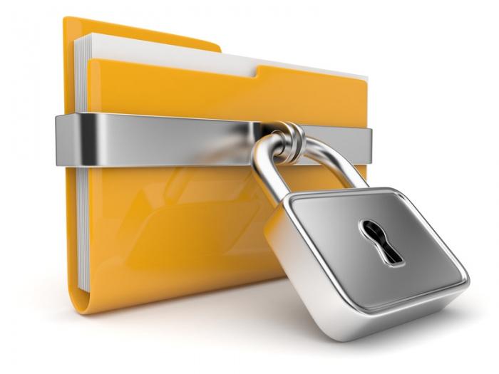 copia de seguridad principal