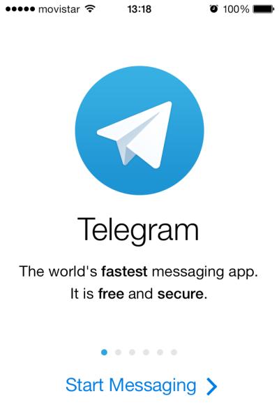 Telegram-inicio