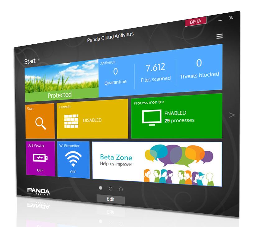 Panda Security presenta la versión beta 2.9 de Panda Cloud Antivirus, ahora más ligera y segura