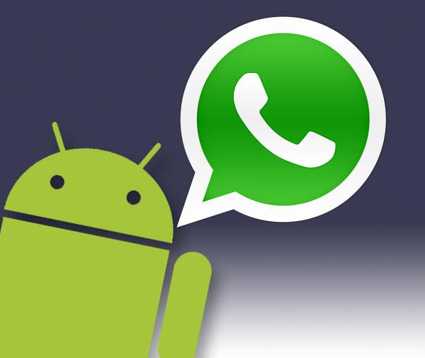 Error seguridad Whatsapp Android