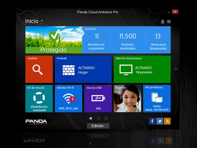 Panda Cloud Antivirus 3.0