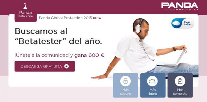 Beta Panda Global Protection 2015