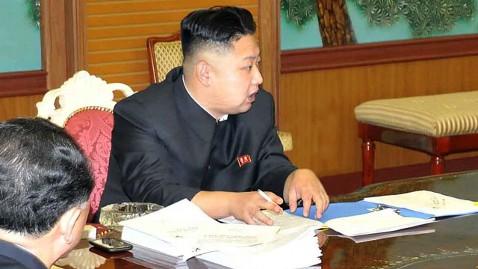 Kim Jong-un móvil