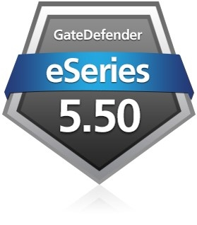 GateDefender eSeries 5.50