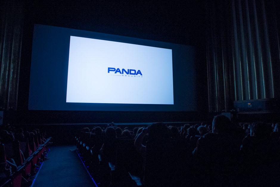 panda security open windows