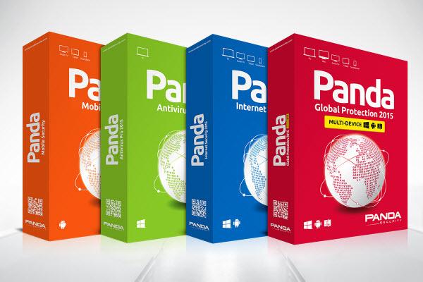 Nuevos Antivirus Panda 2015