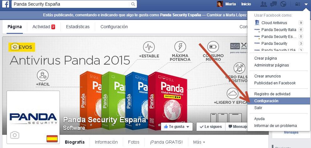 configuración-facebook
