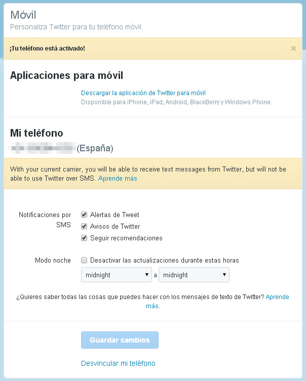 twitter-verificación-activada