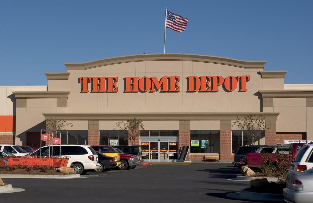 Robo datos Home Depot