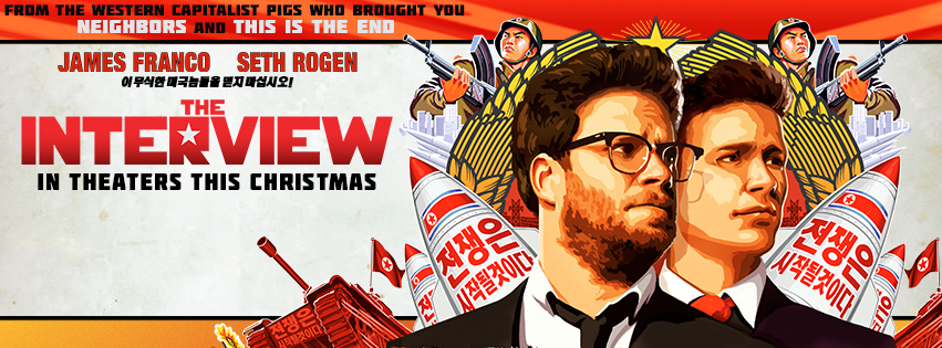 The Interview pelicula sony