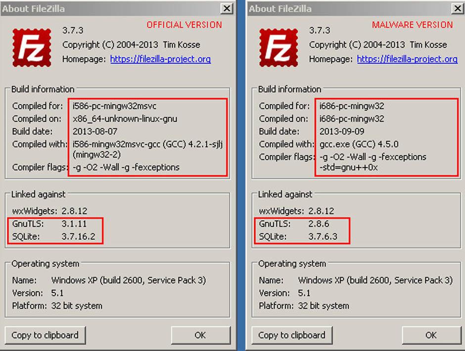 malware-filezilla