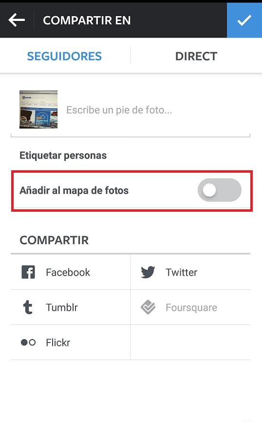 localización instagram