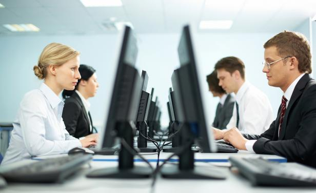 ordenadores oficina
